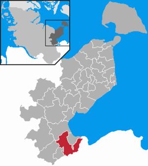 Ratekau - Image: Ratekau in OH