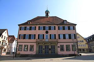 Murrhardt - Murrhardt Town hall