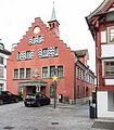 Rathaus Rheineck (Bj. 1555), Ansicht Hauptstrasse.jpg