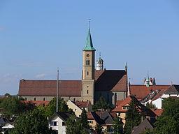 Ravensburg Ev Stadtkirche