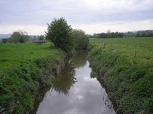 Rea Brook - Rea Brook near Malehurst