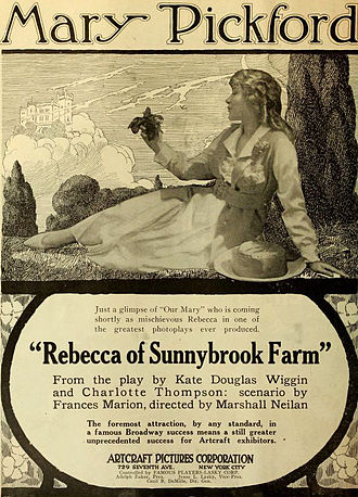1917 in film - Advertisement, August 1917