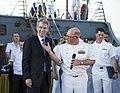 Reception with Ambassador Pyatt Aboard USS ROSS, July 24, 2016 (28477104282).jpg