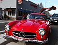 Red Mercedes Gullwing (5840015770).jpg