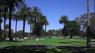 Redfern, New South Wales - Redfern Park