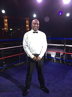 Wayne Alexander (boxer) English boxer