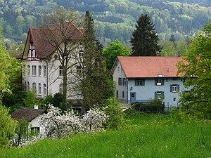 Regensdorf - Gut Katzensee (an estate) at Lake Katzensee