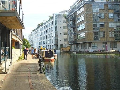 Regent's Canal, Hackney 3411