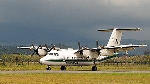 Regional Air - Regional Air DHC-7  at Arusha Airport