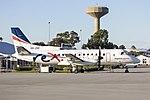 Regional Express Airlines (VH-ZRE) Saab 340B at Wagga Wagga Airport 1.jpg