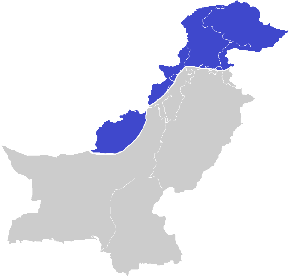 Regions where Snow Falls in Pakistan