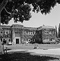 Rehovot. Weizmann Institute ingang van het Daniel Sieff research instituut. Met, Bestanddeelnr 255-3890.jpg