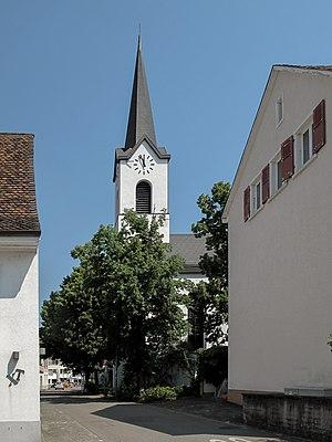 Reinach, Basel-Landschaft - Sankt Nikolaus Church in Reinach