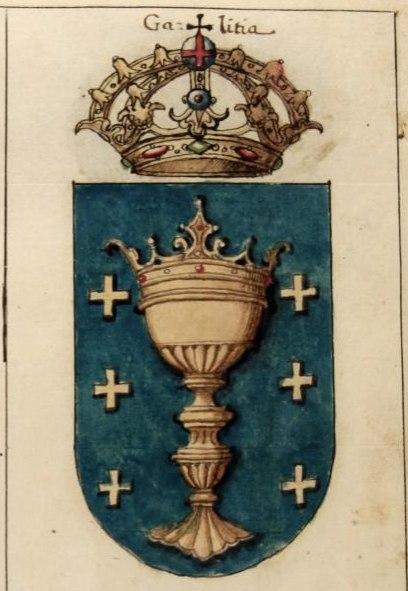 Reino de Galicia - Giacomo Fontana