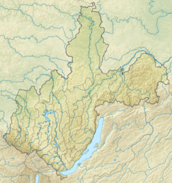 Unga (tributary of the Angara) (Irkutsk region)