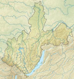 Lake Baikal Freshwater rift lake in southern Siberia, Russia