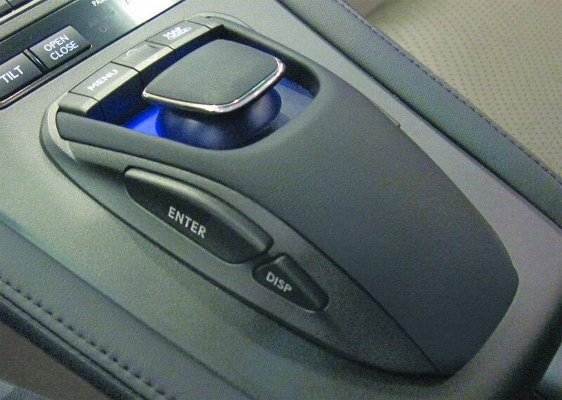 Remote Touch lexus controller