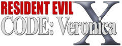 Resident Evil Code Veronica X logo.png