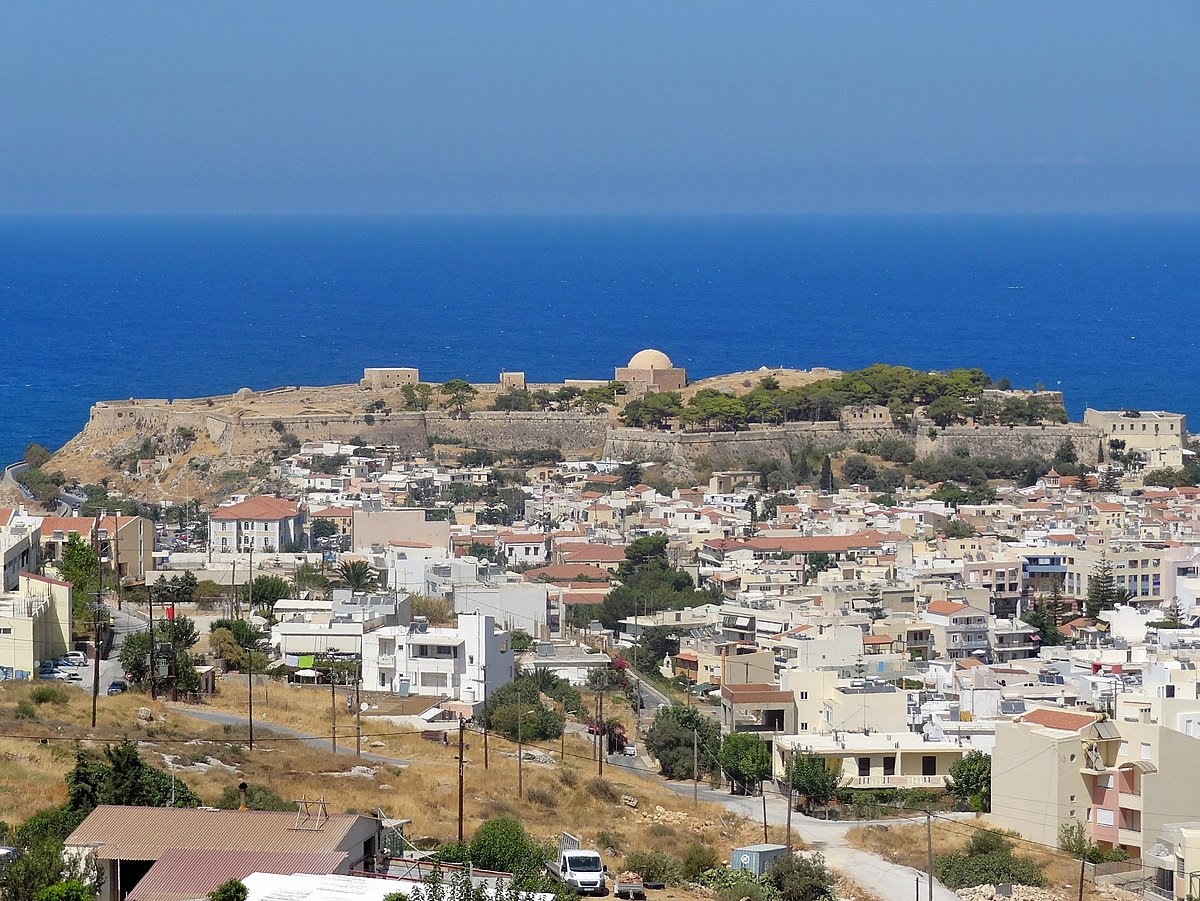 Rethymno City Greece Hd Wallpapers And Photos