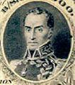 Retrato de Simon Bolivar en Billete de 1890 del BV 000.jpg