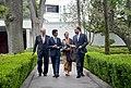 Reunión con Leonardo DiCaprio y Carlos Slim (34377680043).jpg