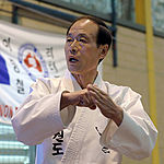 World Master Chong Chul Rhee, Father of Australian Taekwondo