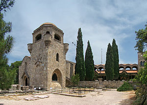Ialysos - Filerimos Monastery.