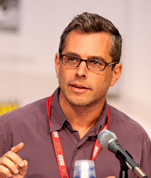 Richard Appel - Appel at the 2010 Comic Con in San Diego.