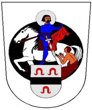 Richterich - Image: Richterich Wappen
