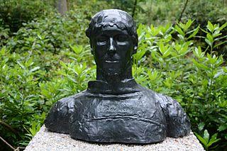 Buste van Rik Wouters