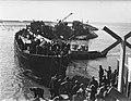 Rilland Bath dichten duikgat schip laten zinken, Bestanddeelnr 905-6748.jpg