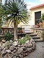 Rincón del jardín de Villa Argentina - panoramio.jpg