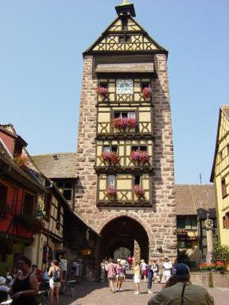 Riquewihr - Dolder Tower