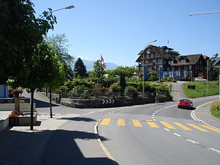 Place in Zug, Switzerland