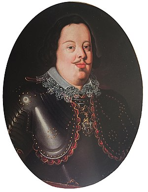 Vincenzo II Gonzaga, Duke of Mantua - Vincenzo II Gonzaga