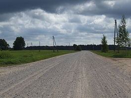 Road P12 in Latvia.JPG