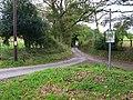 Road junction near Arpinge - geograph.org.uk - 1583020.jpg