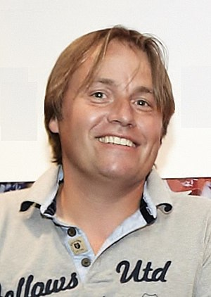 Rob Witschge - Witschge in 2012