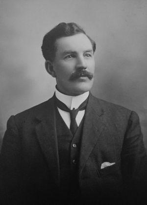 Wellington City mayoral election, 1915 - Image: Robert Fletcher, 1907