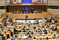 Robert Menasse im Plenarsaal des EP in Brüssel.jpg