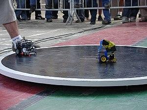 Robot-sumo - Robot-sumo