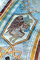 Rocca di Angera - Sala di Giustizia Fresko Ungeheuer 7.jpg