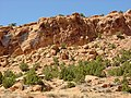 Rocks with Fremont petrogyphs - panoramio.jpg
