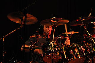 Rod Morgenstein American drummer and musical educator
