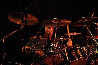 Rod Morgenstein - Morgenstein in 2008