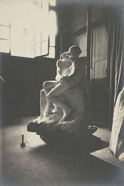 File:Rodin Druet le Baiser 1898.jpg