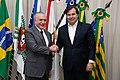 Rodrigo Maia assume o exercício da presidência de Michel Temer.jpg
