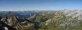 Roggalspitze Panorama auf den Spullersee 1.jpg