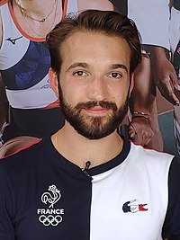 Romain Cannone en 2021.