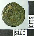 Roman Coin , Nummus of Crispus (reverse) (FindID 643476).jpg